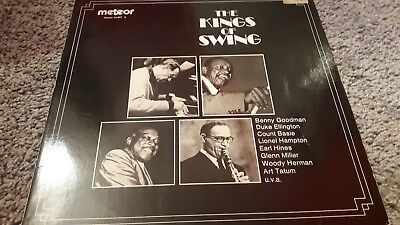 Lp The Kings Of Swing