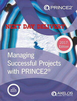 Managing Successful Projects with Prince2 2017 - 6th ed