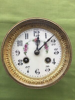 A  French Clock Movement