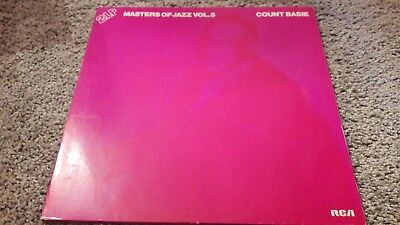 Count basie lp