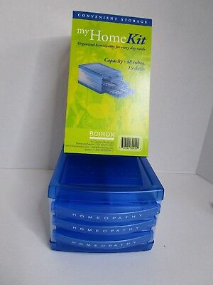 New Boiron My Home Kit Convenient Storage, Capacity: 48 Tubes, 18 Doses