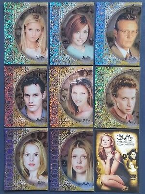 Buffy * 10 th Anniversary * Trading Cards