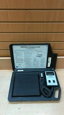 Robinair TIF9010 Refrigerant Electronic Charging Scale