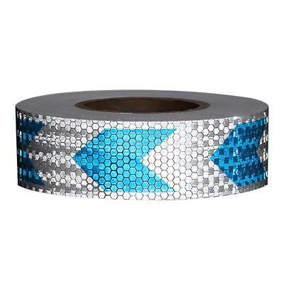 Arrow Safety Warning Conspicuity Reflective Tape Strip Sticker for H1C1