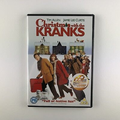 Christmas With The Kranks (DVD, 2005) *New & Sealed*