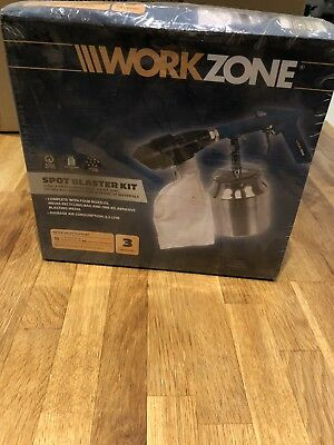 Workzone Spot/sand Blaster Kit