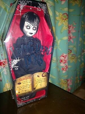 New Sealed And Mint! Living Dead Dolls SAMHAIN Series 26