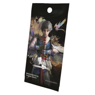 Final Fantasy Trading Card Game Opus VII Booster Pack NEW