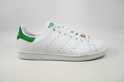 347efaa82e562 Adidas Orginals Stan Smith White Green Casual Shoes M20324 Mens Size 11.5