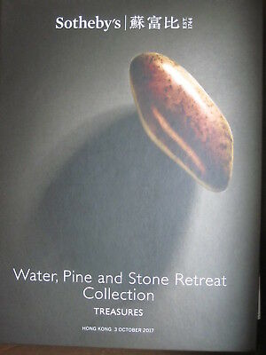 Sotheby 10/3/18  Water Pine & Stione Retreat treasures