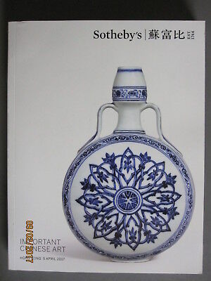Sotheby 4/5/17 Important Chinese Art cerAMICS POTTERY BAMBOO CARVED JADE