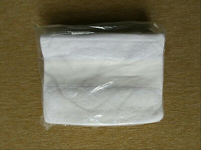 """12 Sublimation Blanks Image Towels 13.3x18"""" Towel Set of 12 New"""