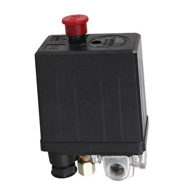 Solid 90-120PSI Air Compressor Pump Pressure Switch Control Valve Heavy Duty WYS