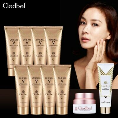 CLEDBEL ULTRA POWER Lift 24K Gold Luxury Lifing Mask Official Korea