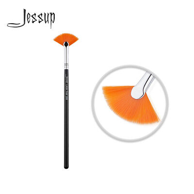Jessup Pro Eyelash Fan 205 Cosmetic Brushes Tool Makeup High-quality Materials