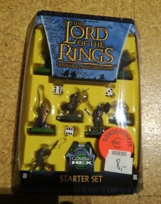 The Lord of the Rings - Tradeable Miniatures Game - Starter Set