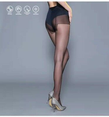 b778719123cdf Pendeza Toned Collection Tights 15 Denier 5 differing tones to close Skin  Match.