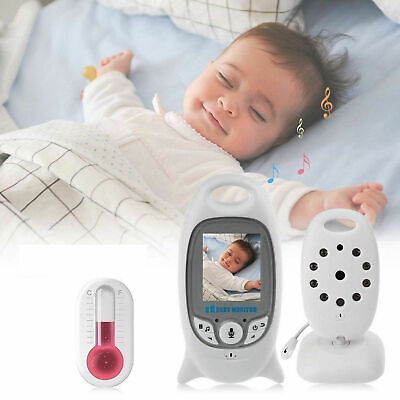 Baby Controllo Sonno Bambino Neonato Audio Video Display 2.4''  Wifi Vb605