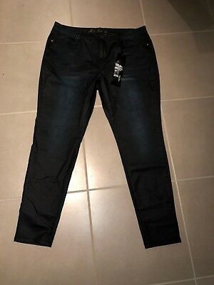 Bnwt City Chic Washed Skinny Jeans Size 20