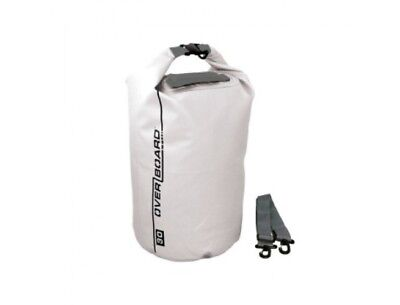Overboard OB1006WHT Sac Tube Étanche 30 litres Blanca