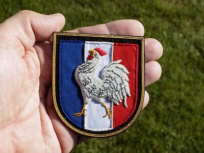 Rooster Chicken Character Iron On Patch Sew On Transfer badge fancy Dress
