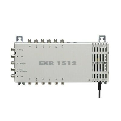 Kathrein EXR 1512 Satelliten Verteilsystem Multischalter