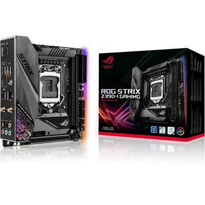Asus ROG STRIX Z390-I Gaming Motherboard,Z390,LGA1151 for Intel Core 9th/8th
