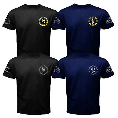 New SWAT S.W.A.T. Reboot LAPD Police Special Weapons and Tactics Team T-shirt