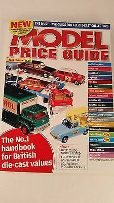 Model Price Guide 2009 Edition The Must-Have Guide For All Die-Cast Coll.
