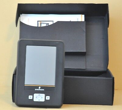 Emerson Ams Trex Device Communicator mit Optionen Hart 475 Analyzer Tester
