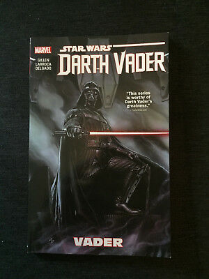 Comic Star Wars: Darth Vader Vol. 1 von Salvador Larocca und Kieron Gillen
