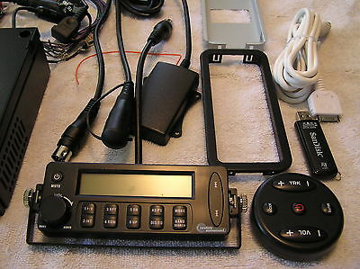 New Remote Radio SECRET AUDIO SST Hidden Stereo with Aux, USB in *e
