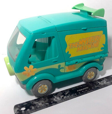 Scooby - Doo The Mystery Machine Van HANNA - BARBERA CHARTER 75902 Cartoon