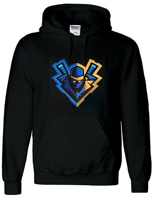 Ninja Kids Hoodie Inspired Gaming Gamer You tuber Size 12-13 XL SALE!!