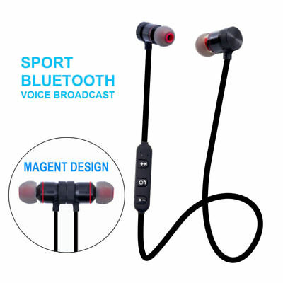 Waterproof Bluetooth Earbuds Sports Wireless Headphones in Ear Headset New in US