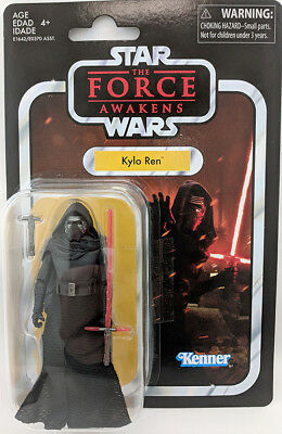 Star Wars The Vintage Collection 3.75 Inch Action FIgure - Kylo Ren VC 117