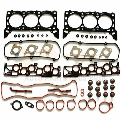 OEM Ford F4SZ-6079-A Cylinder Head Gasket Set 1994-1995 FORD 3.8L 232 V6 Engine