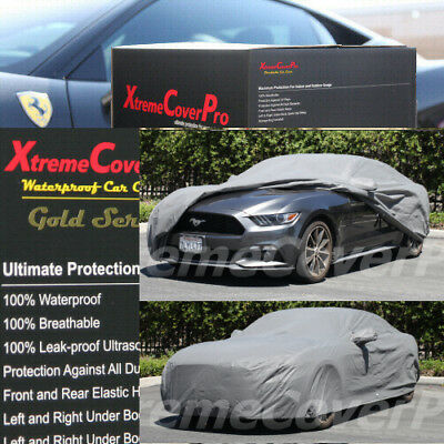 100/% Waterproof 100/% Breathable FORD MUSTANG ROUSH 2015-2016 CAR COVER