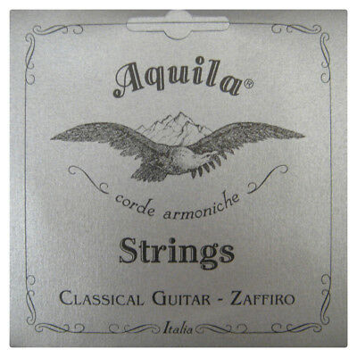 Guitar Strings Aquila Zaffiro Series Classical Guitar - Superior Tension - 137C