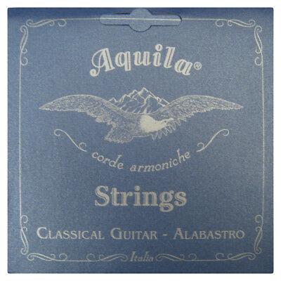 Guitar Strings Aquila Alabastro Classical Guitar - Light Tension - Basses - 98C