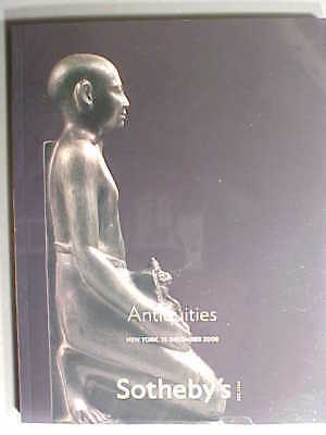 Sotheby 12/10/08 Antiquities Egyptian Greek Roman