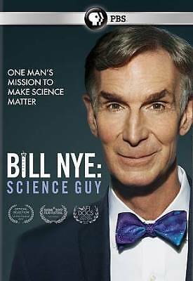 Bill Nye: Science Guy (DVD, 2018)**FACTORY SEALED**FREE SHIPPING***