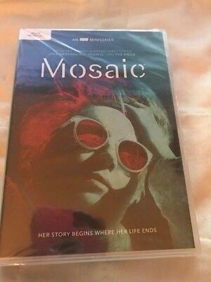 Mosaic (DVD, 2018)**HORROR***FACTORY SEALED FREE SHIPPING CHECK OUT MY STORE!!