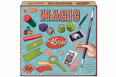 NEW Retro Magic Tricks Set | Kids Little Magician Abracadabra Toys | ihartTOYS