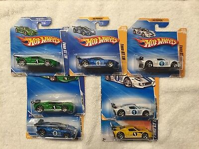 Hot Wheels Ford Gt Lm Assortment Of  Sold Each You Choose