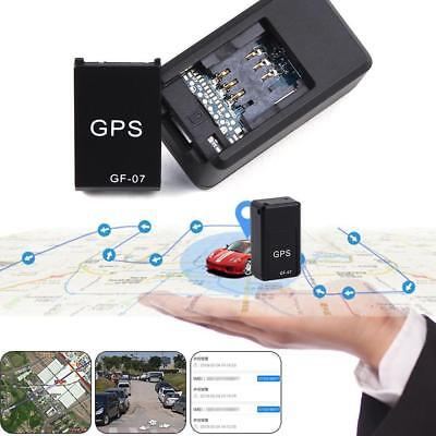 Mini GF07 GPS Real Time Car Locator Tracker Magnetic GSM/GPRS Tracking Device