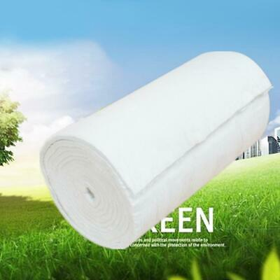 Aluminum Silicate Ceramic Fiber Blanket Insulation High Temperature Mat Pad AU