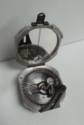 (N80602) Ainsworth Pocket Compass