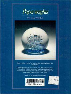 PAPERWEIGHTS OF WORLD: WITH PRICE GUIDE, 1993, Hardcover