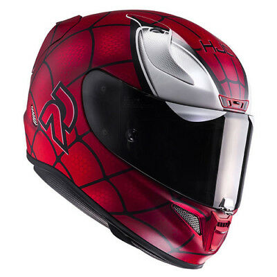 HJC Spiderman Marvel RPHA 11 Helmet
